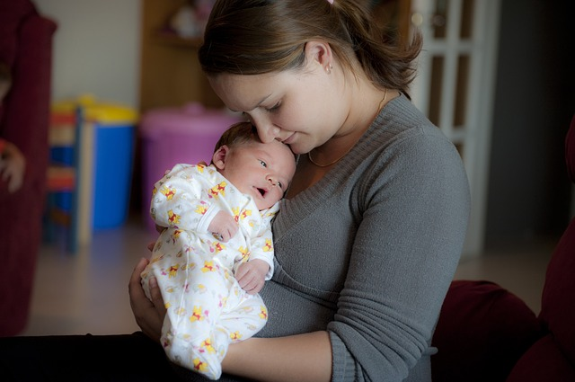 Recovery after Childbirth with Homeopathy