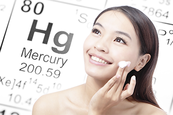 Mercury in Skin Products